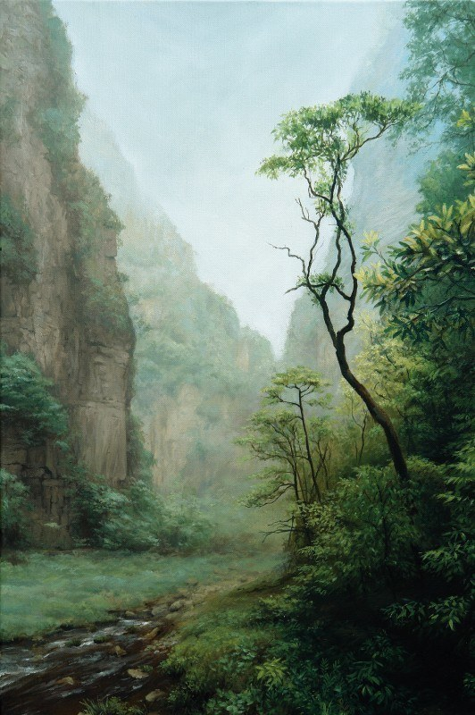 2008 | Oil on Canvas | 750mm x 500mm