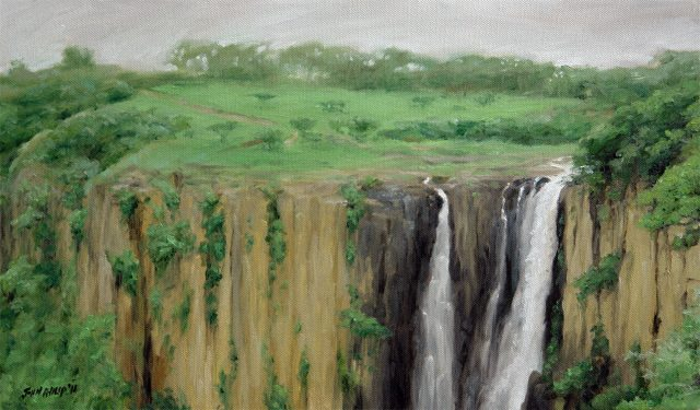 Kwazulu Natal Waterfalls