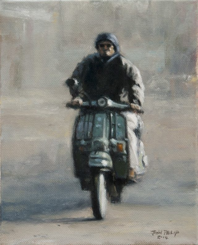 Scooter Man