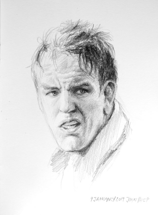 Gary Teichmann - South African Rugby Captain