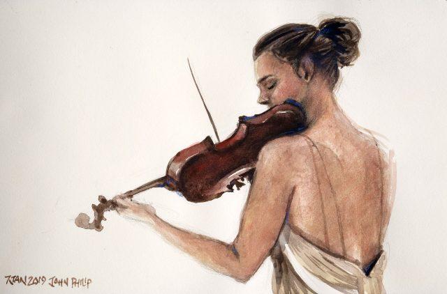 Janine Jansen - Violinist