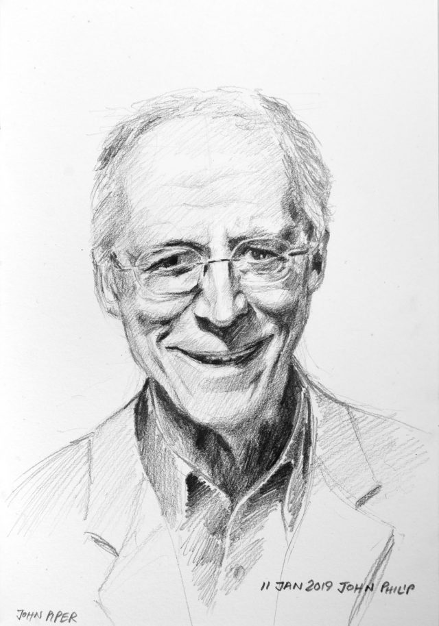 John Piper - Author, Christian Theologian and Pastor