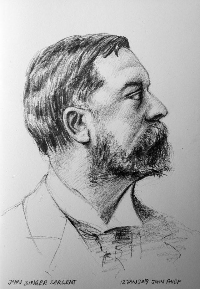 Artist - John Singer Sargent