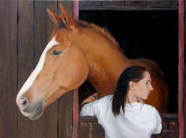 A Horse named Qual